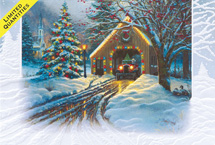 Scenic Drive Holiday Cards